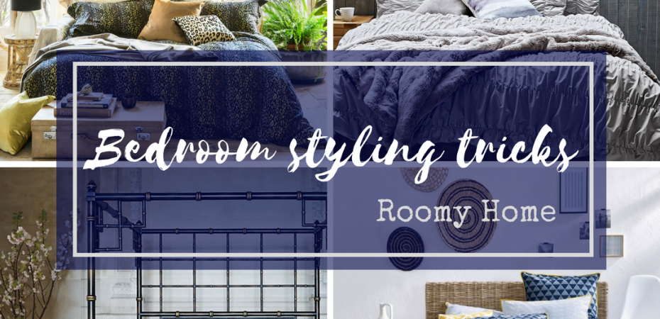 Bedroom styling tricks tips Roomy Home