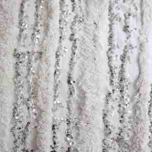 Moroccan wedding blanket handmade detail Atelier Lane
