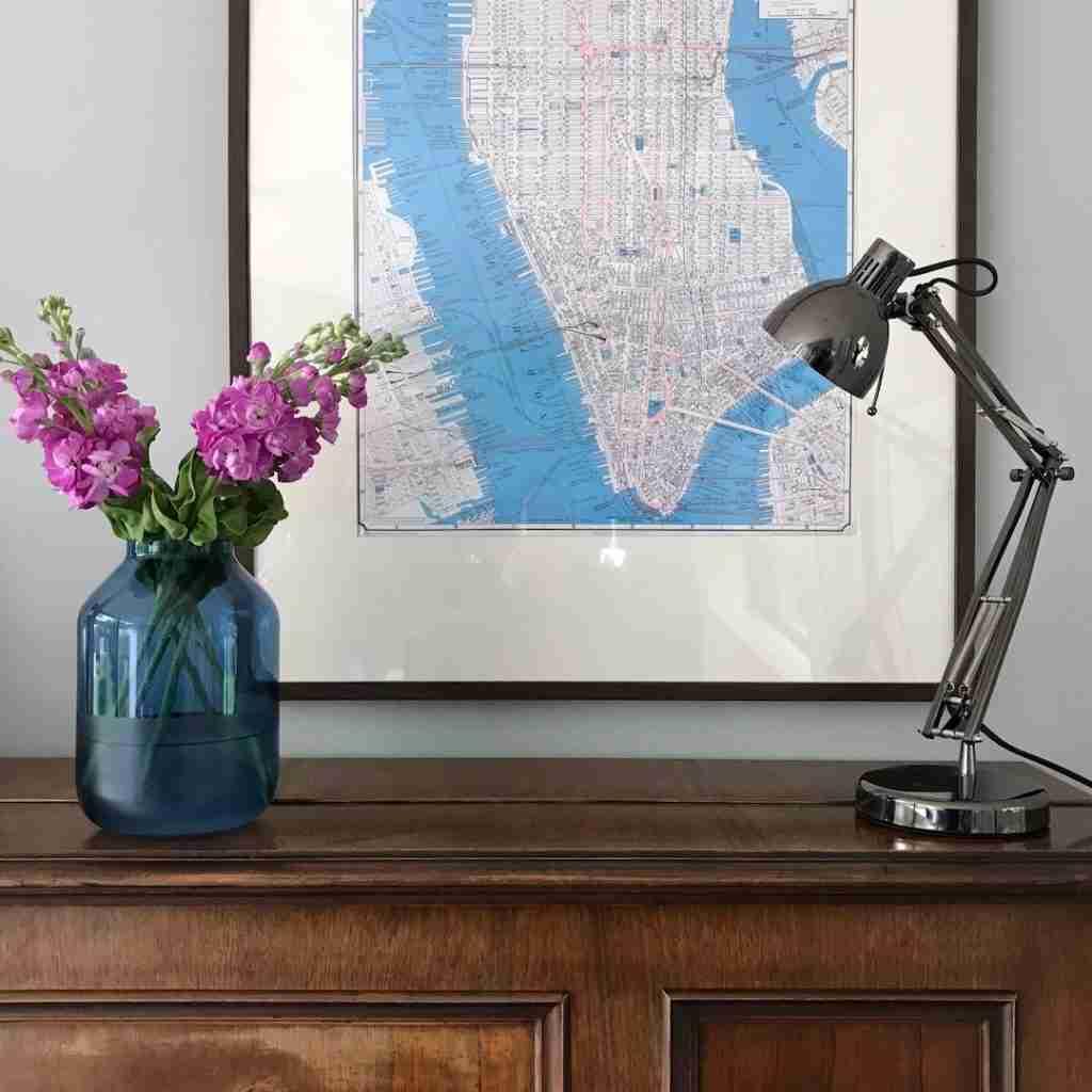 Roomy Home Hema shop edit blue vase