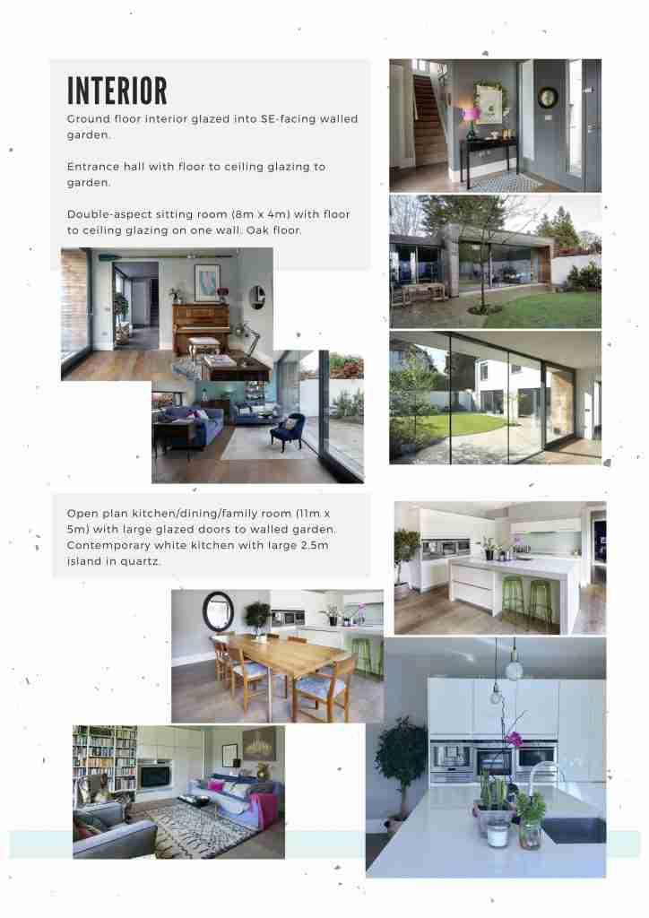 Roomy Home interior location house interior photoshoot film location Hillsborough Northern Ireland